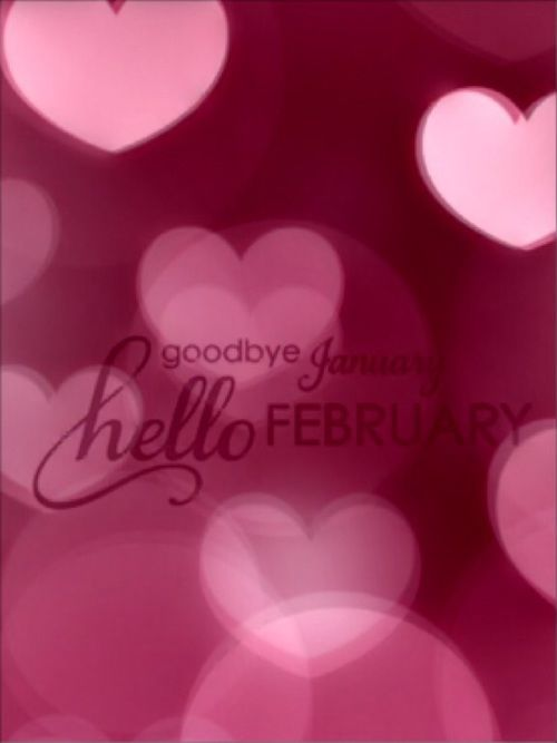 goodbye january hello february pictures photos and