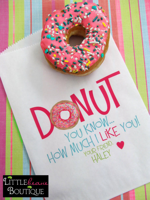 Valentines Day Tumblr Cards Disney Donut You Know How Muc...