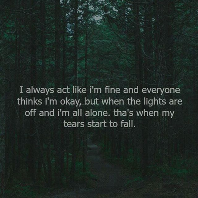 Depression Quotes Garden: Why My Tears Start To Fall Pictures, Photos, And Images