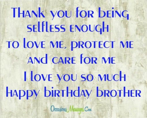 BROTHERS BIRTHDAY MESSAGES Pictures Photos And Images For
