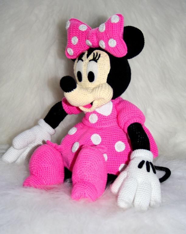 minnie mouse amigurumi crochet pictures photos and