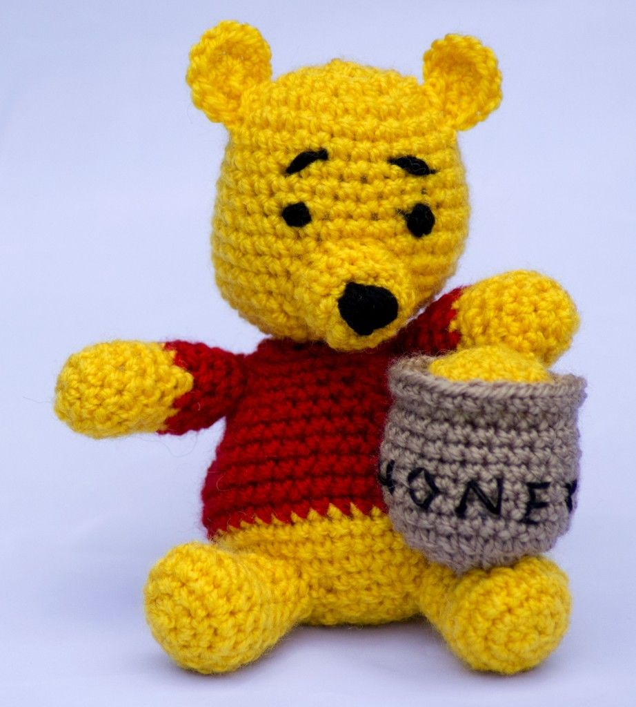 Winnie The Pooh Crochet Pattern Pictures Photos And Images For