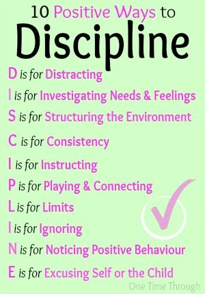 Parents, Kids, and Discipline