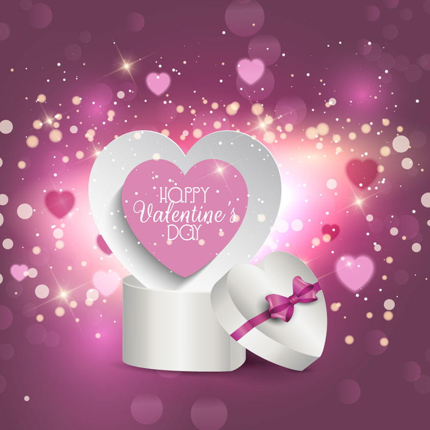 Magical Happy Valentine\'s Day Quote Pictures, Photos, and Images ...