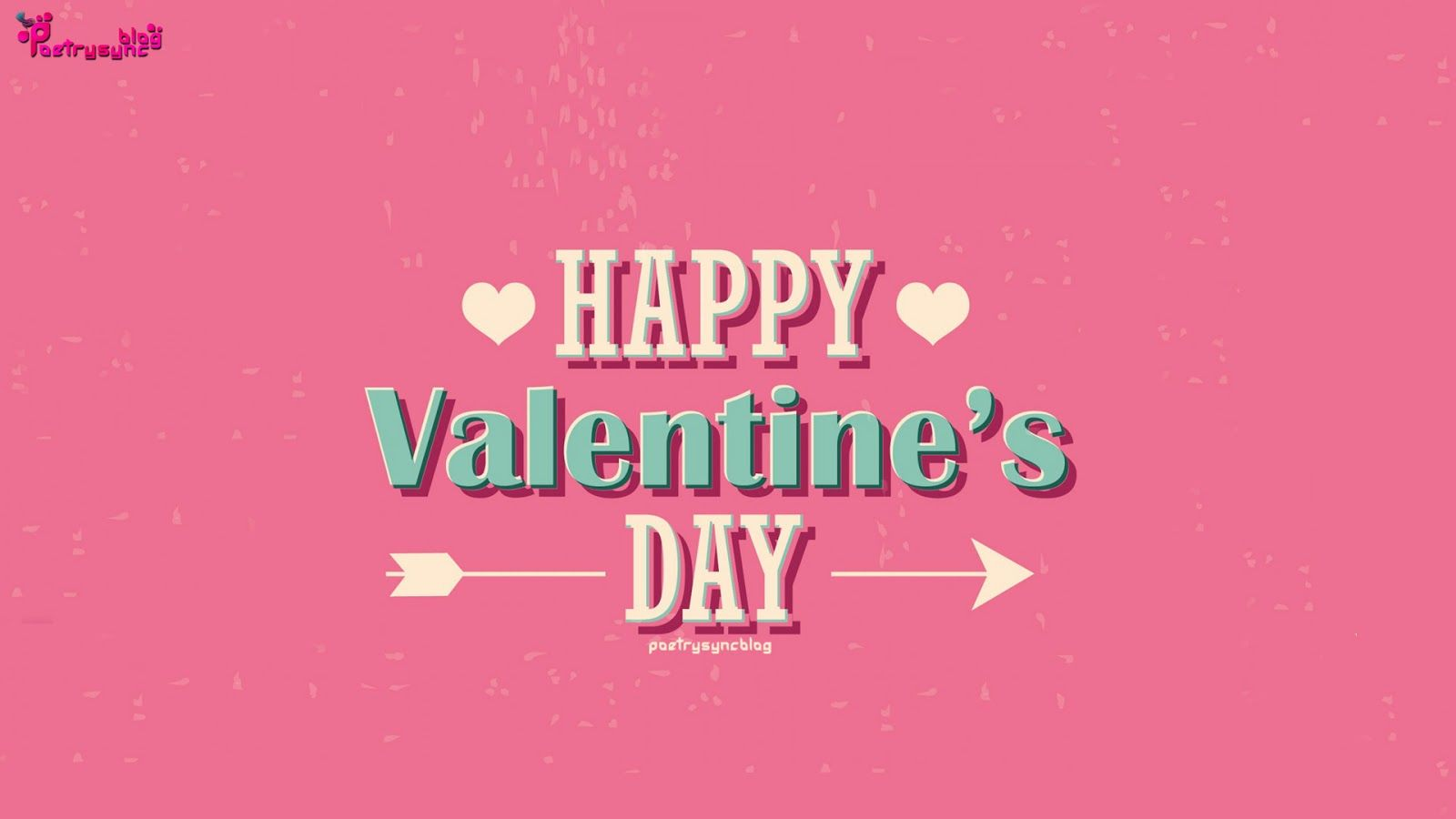 Cute Happy Valentines Day Wallpaper