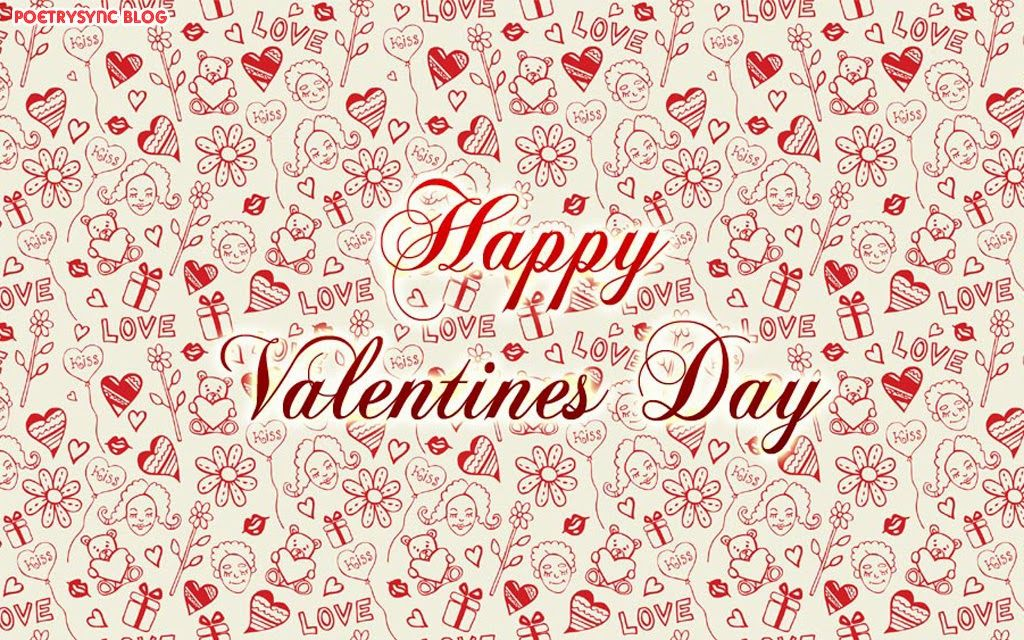 Happy Valentine S Day Pattern Wallpaper Pictures Photos And Images