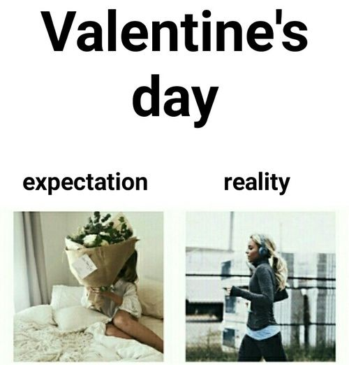 Valentine's Day: Expectation Vs. Reality Pictures, Photos ...