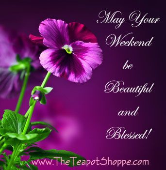 Image result for may you have a blessed weekend