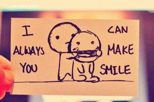 I Can Always Make You Smile Pictures, Photos, And Images