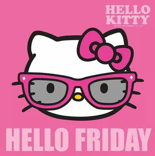 6baba1b1f Hello Friday Hello Kitty Pictures, Photos, and Images for Facebook ...
