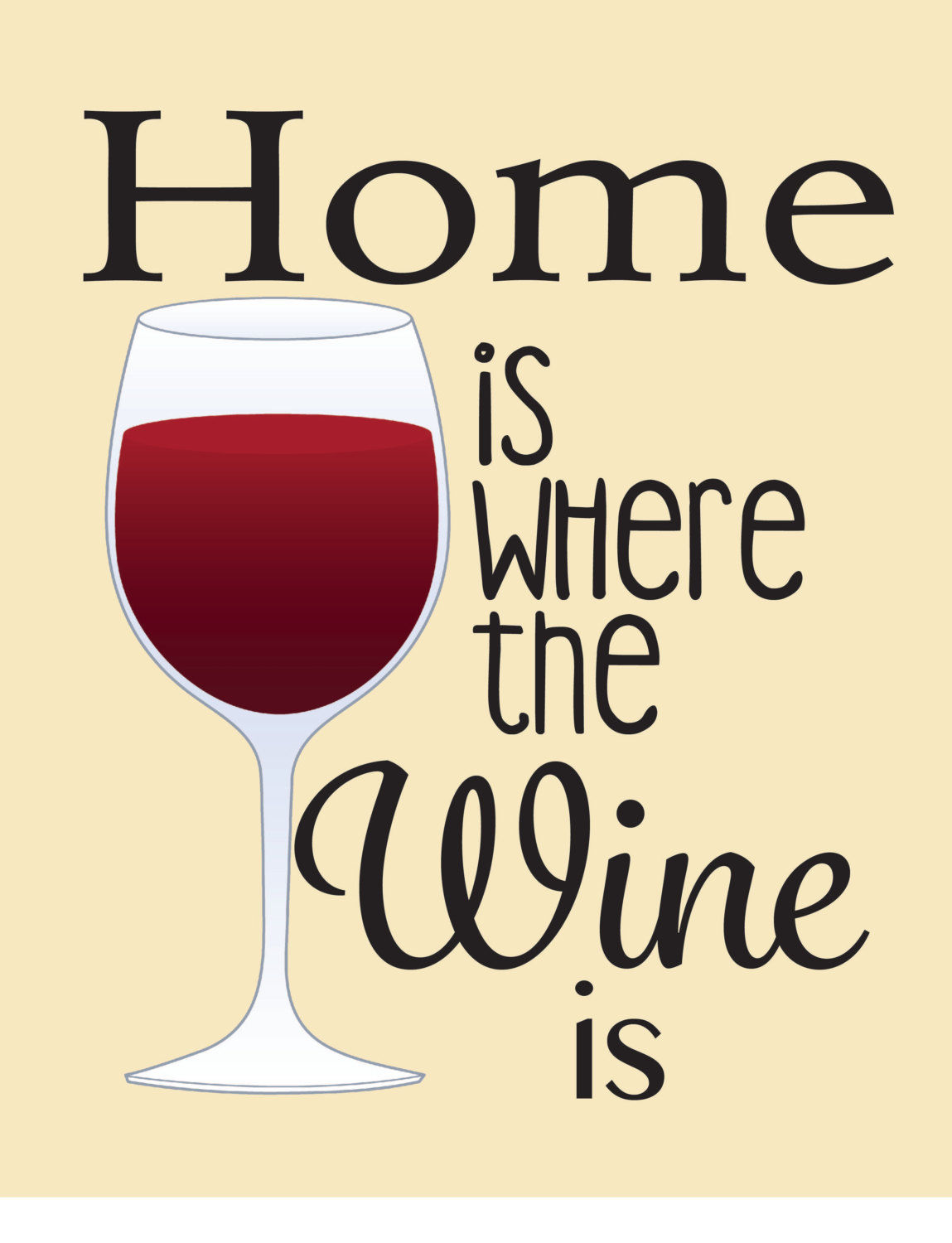 Home Is Where The Wine Is Pictures Photos And Images For