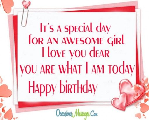Happy birthday wishes for girlfriend pictures photos and images happy birthday wishes for girlfriend m4hsunfo Image collections