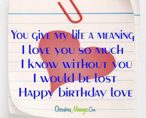 happy birthday letter to a girlfriend happy birthday messages for pictures photos 24084 | 237483 Happy Birthday Messages For Girlfriend