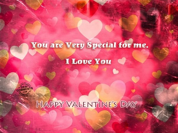 You Are Very Special For Me I Love You Pictures Photos And