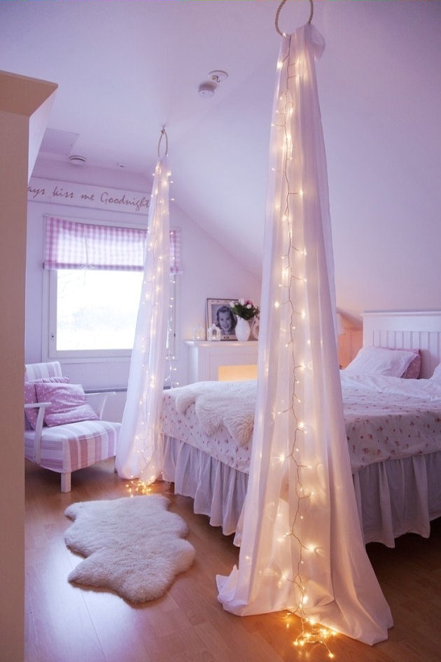 DIY light curtains