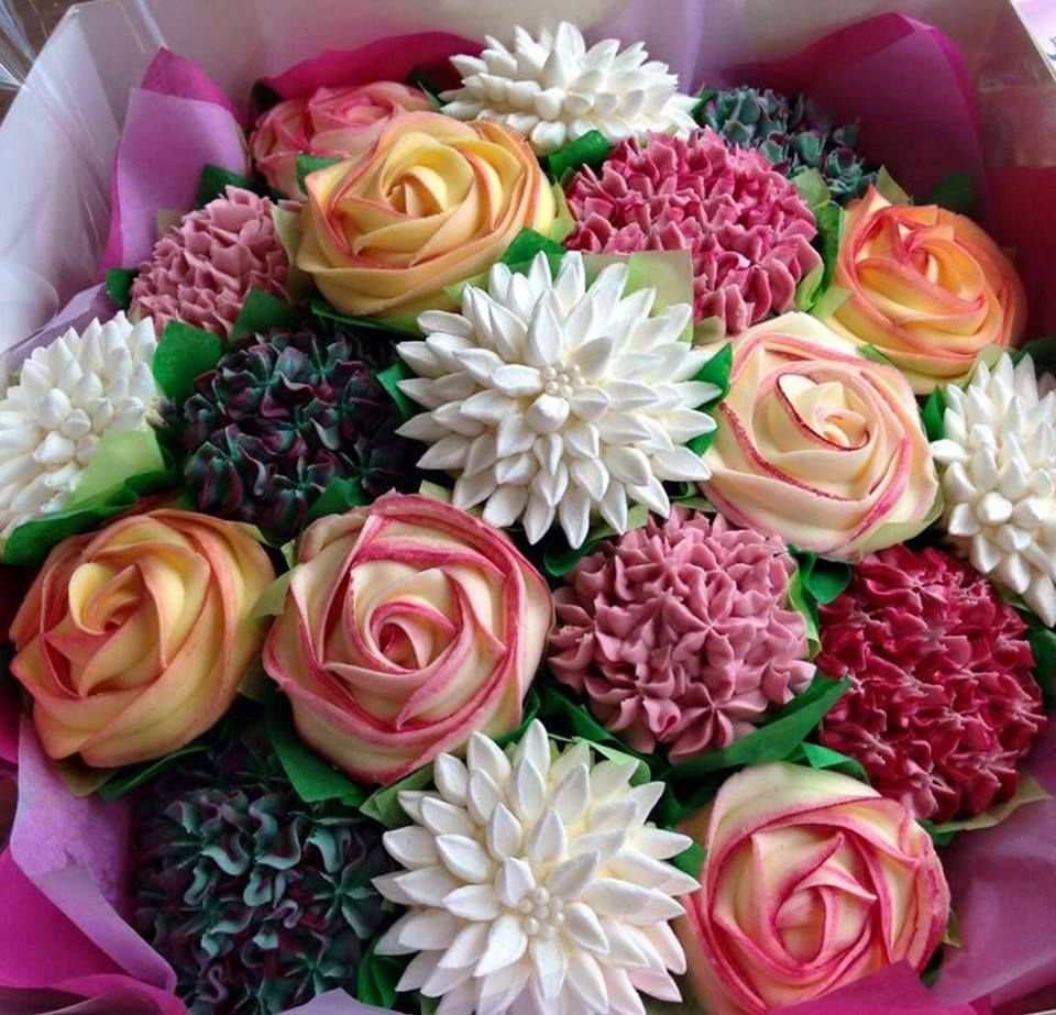 Pretty Cupcake Bouquet Pictures Photos And Images For