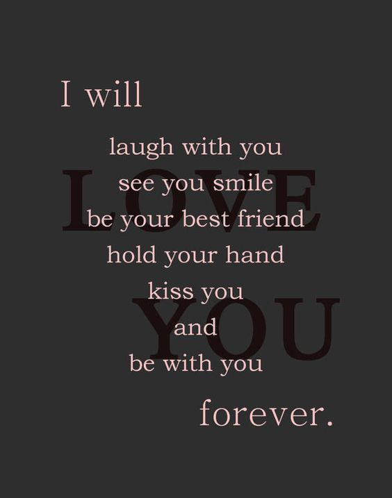 I want you forever! , Poem For Girlfriend |I Want You Forever Poems