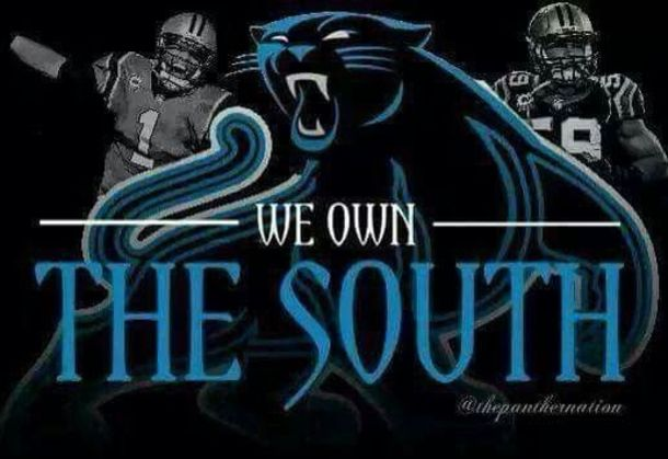 Carolina Panthers We Own The South Pictures Photos And