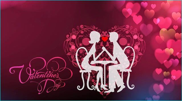 Valentines Day Couple Wallpaper