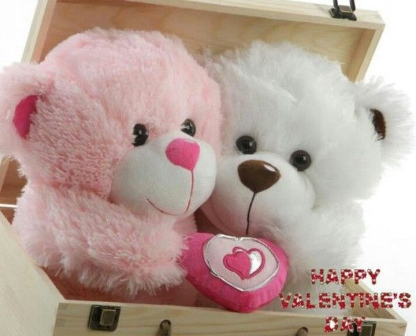 happy valentines day cuddly bears - Valentine Day Bears