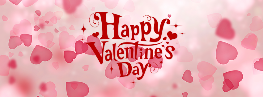 Happy Valentine S Day Heart Banner Pictures Photos And Images For