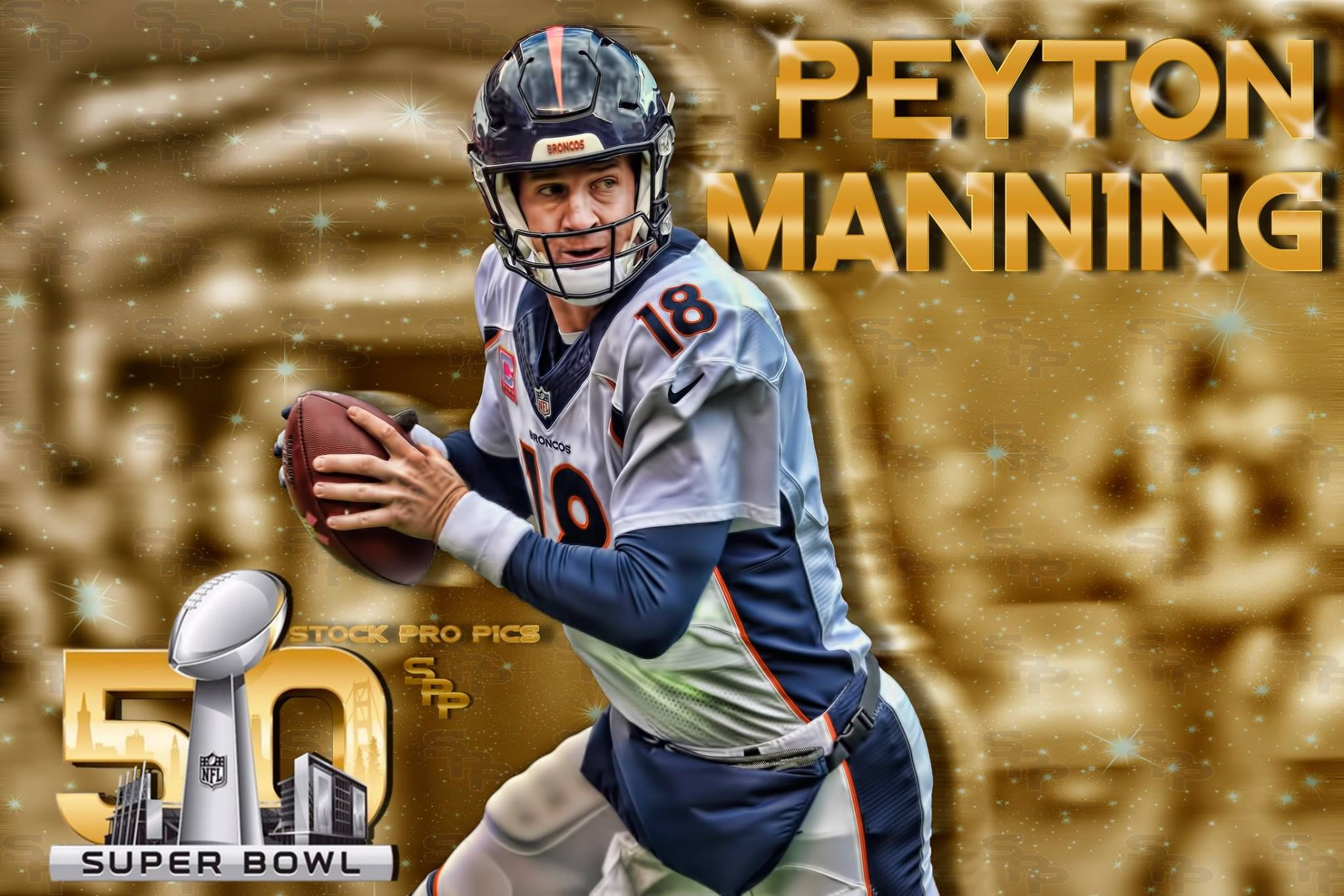 peyton manning superbowl 50 pictures photos and images
