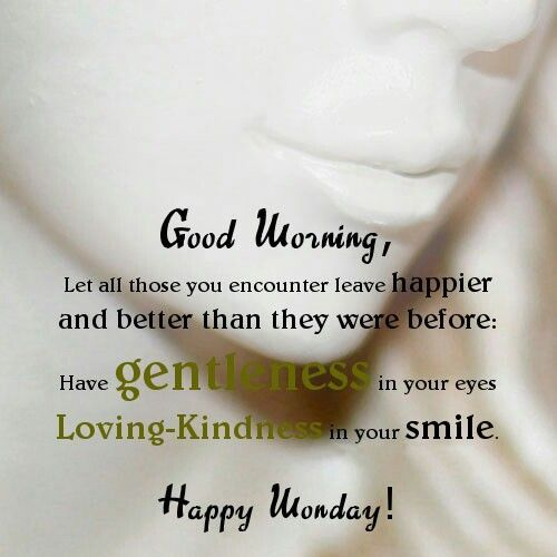 Good Morning Monday Quotes Inspirational Good Morning Happy Monday Quote Pictures, Photos  Good Morning Monday Quotes