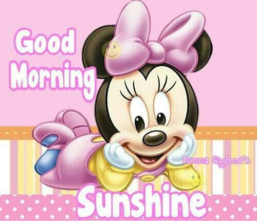 Good Morning Sunshine Disney Quote Pictures, Photos, and ...