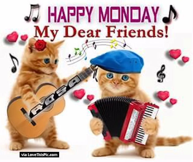 Image result for Monday friends