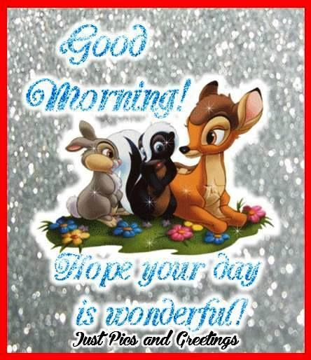 Bambi Good Morning Quote Pictures Photos And Images For