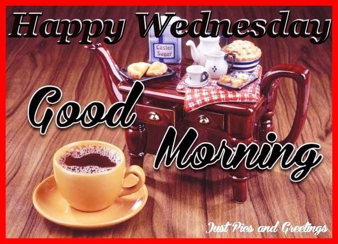 Image result for wednesday morning coffee