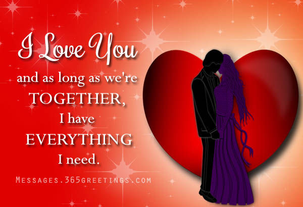 happy valentines day quotes for him in hindi - I Love You As Long As Were To her I Have Everything I
