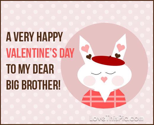 Schön Happy Valentines Day Big Brother