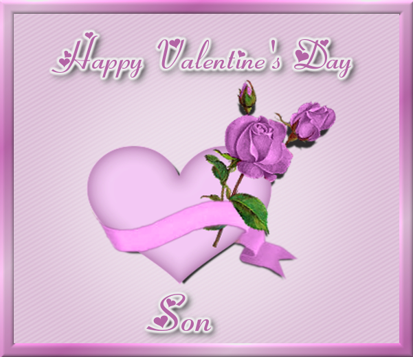 Valentines Day Quote For Son : Happy Valentine S Day Son Pictures Photos  And Images For