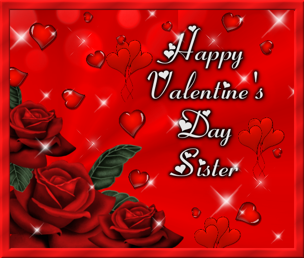 Happy valentines day sister heart quote pictures photos and happy valentines day sister heart quote m4hsunfo Choice Image