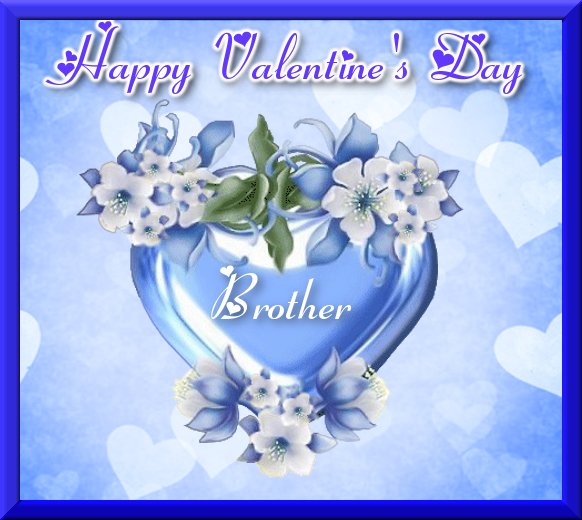 Valentine Day Quotes For Siblings : Happy Valentine S Day Brother Pictures  Photos And Images