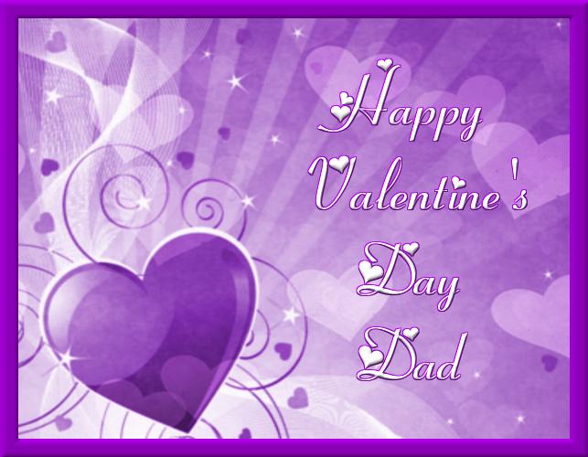Happy Valentineu0027s Day Dad