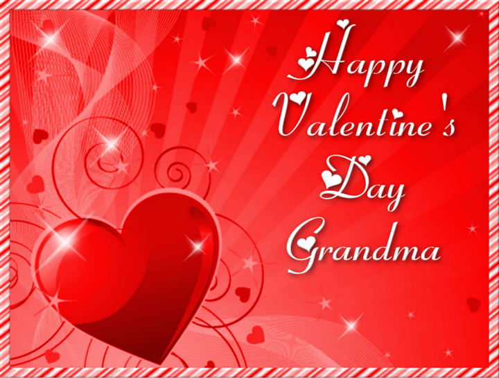 Valentines Day Quotes For Grandma: Happy Valentine's Day Grandma Pictures, Photos, And Images