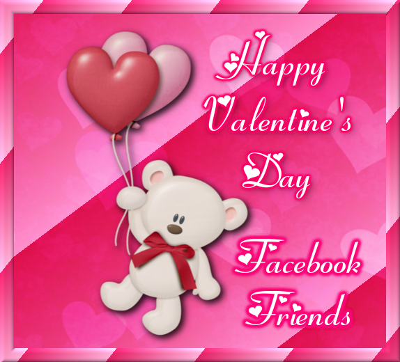 Friend Valentines Quotes: Happy Valentine's Day Facebook Friends Pictures, Photos