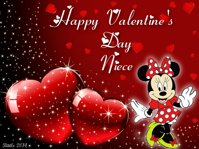 Happy Valentines Sister Quotes: Happy Valentine's Day Niece Pictures, Photos, And Images