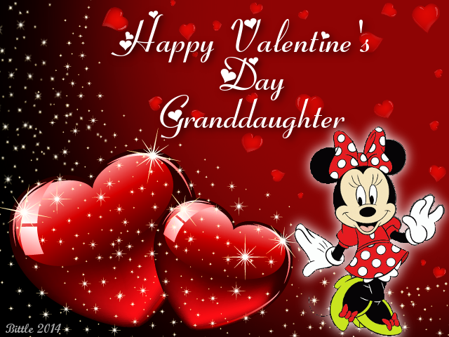 Valentines Day Quotes For Dad From Daughter: Happy Valentine's Day Granddaughter Pictures, Photos, And