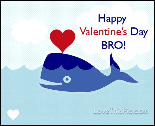 Happy Valentine S Day Bro Pictures Photos And Images For Facebook