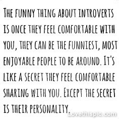 Introverts Pictures, Photos, and Images for Facebook ...