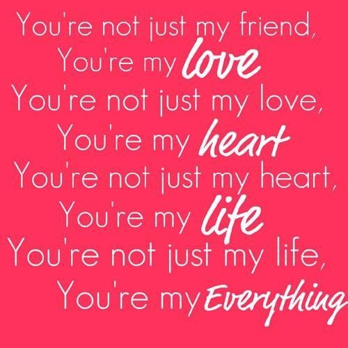 You Are My Everything Quotes | You Are My Everything Pictures Photos And Images For Facebook