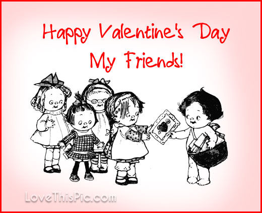 Happy Valentineu0027s Day Friends