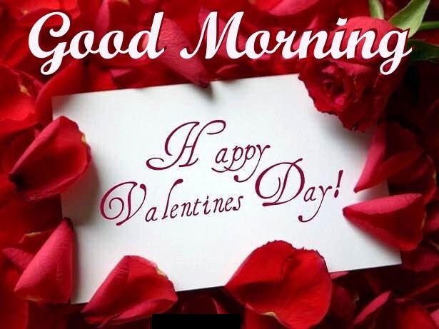 Image result for good morning valentine day images