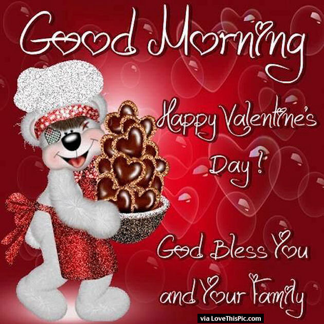 Happy valentines day god quotes