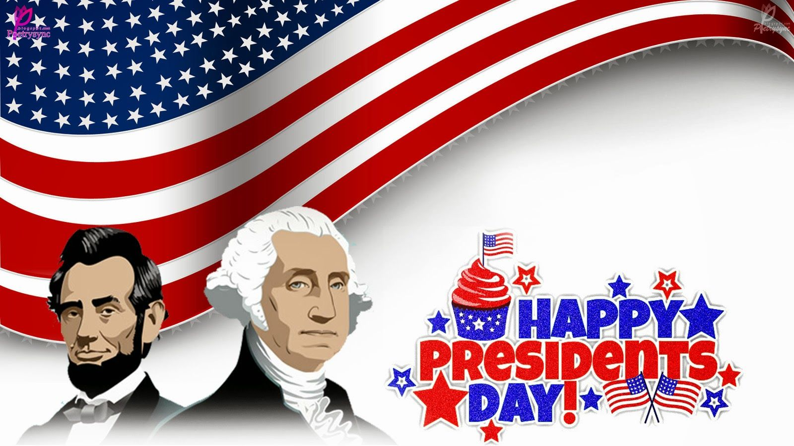 Abe And George Wishing You Happy Presidents Day Pictures Photos Images For Facebook