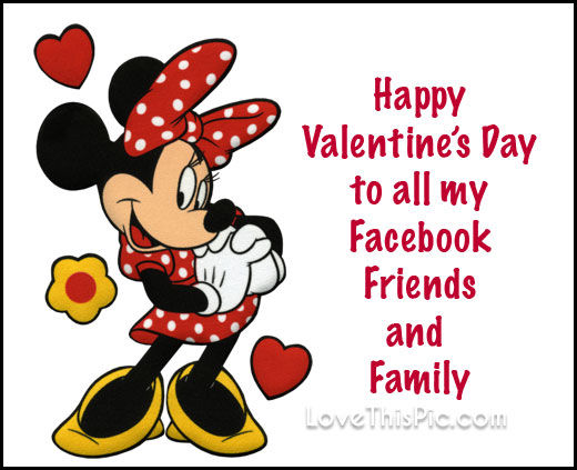 Valentine 39 S Day For Facebook Friends And Family Pictures