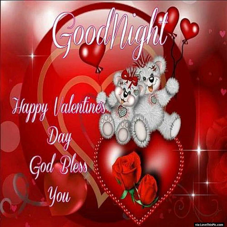 Goodnight Happy Valentine S Day Pictures Photos And Images For